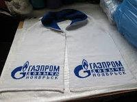 Изготовление шарфов и шапок с логотипом