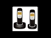 Радиотелефон Texet  TX-D6505А DUO черный