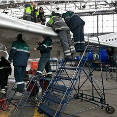 Ремонт и техническое обслуживание авиационной техники