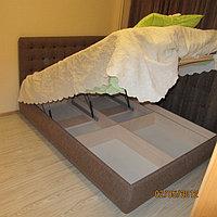 Кровать с подъемным механизмом, фото 1