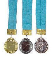 Медаль 123, фото 1