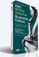 ESET NOD32 Antivirus Business на 125 ПК / ЕСЕТ НОД32 Антивирус для бизнеса на 125 ПК, фото 1