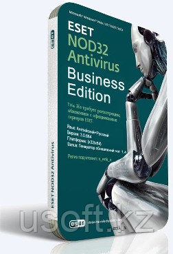 ESET NOD32 Antivirus Business на 190 ПК / ЕСЕТ НОД32 Антивирус для бизнеса на 190 ПК