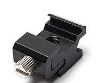 Адаптер-БАШМАК с отверстием на 1/4 для крепление аксессуаров., фото 1
