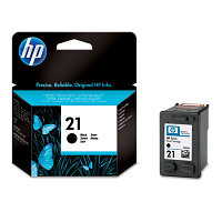 Картридж  HP C9351AE № 21 для DJ3920/3940/PSC1410 black original