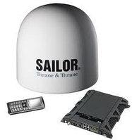 Спутниковый терминал Inmarsat T&T Fleetbroadband Sailor 500