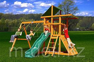 Лунтик деревянный игровой комплекс PN0001 Playnation