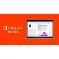 Антивирусы и ПО для компьютера Microsoft Microfsot Office Mac Home Business 1PK 2016 Russian Kazakhstan Only MedialessMicrofsot Office Mac Home
