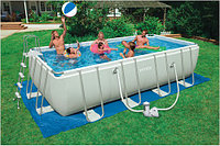 Каркасный сборный бассейн Intex Ultra Frame Pool.  549 х 274 х 132 см.