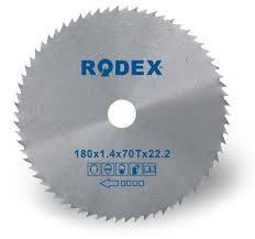Диски по дереву RODEX