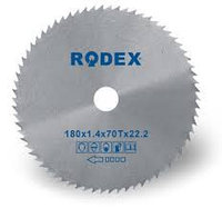 Диски по дереву RODEX