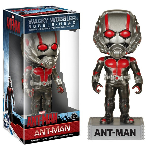 "Башкотряс ""Человек-Муравей"" (Funko Ant-Man Bobble-Head)"