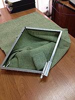 Мешок для эвакуации документов 85х60см с металл. замком из брезента