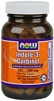 NOW Foods Indole-3-Carbinol with Flax Lignans (60 капсул)