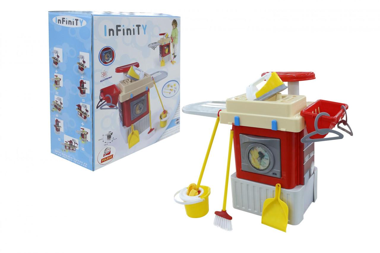 """Набор """"INFINITY basic"""" №3 со стиральной машиной в коробке 42293"""