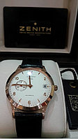 ZENITH Class Elite Men's Automatic 18K Rose Gold Watch 17-0125-680/01