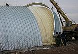 Производство ангаров, складов, зданий из ЛМК в помощь фермерам и бизнесменам., фото 2