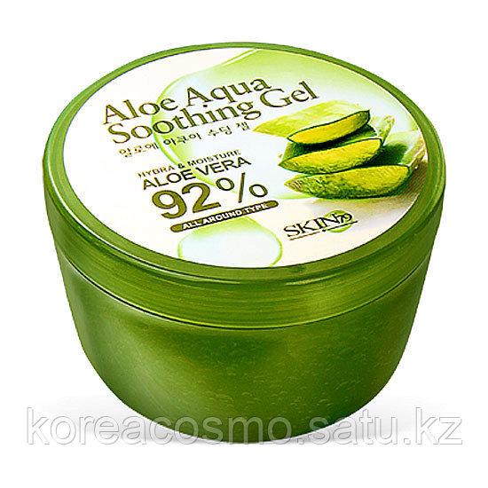 Универсальный  гель с экстрактом алоэ вера  SKIN79 Aloe Aqua Soothing Gel
