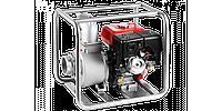 Мотопомпа ЗУБР бензиновая, 4-х тактная, ручной пуск, высота подачи 28м, 1600л/мин