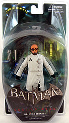 "DC Collectibles ""Batman Arkham City"" Фигурка Доктора Хьюго Стрэнжа"