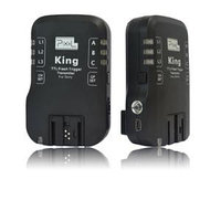 PIXEL King for Nikon Wireless TTL Flash Trigger Set