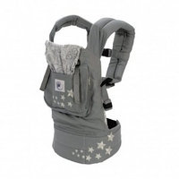 Эрго-рюкзак ErgoBaby Carrier Organic Galaxy Grey