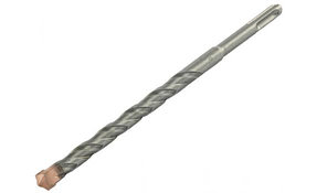 "Бур ЗУБР ""ЭКСПЕРТ"" по бетону, хвостовик ""SDS-Plus"", самоцентрирующий наконечник, спиральS4 10 мм, 110 мм"