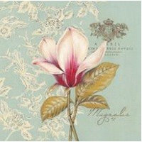 Принт STEFANIA FERRI - TOILE MAGNOLIA, 30x30 см, А5970, Art in Motion(Canada)
