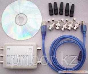 Осциллограф 5-канальный USB (50КГц) OT120