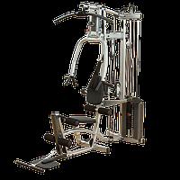 Многофукциональный тренажёр с весовым стеком 72,5 кг POWERLINE (P2X)