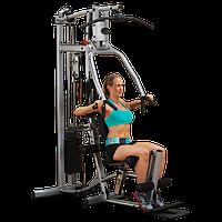 Многофукциональный тренажёр с весовым стеком 72,5 кг POWERLINE (P1X)