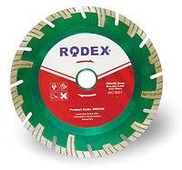 Алмазный Диск Сегментный Rodex Turbo 115x22,2 mm