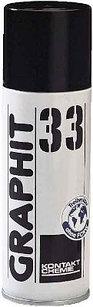 GRAPHIT 33 Покрытие токопроводящее,  200мл