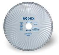 Алмазный Диск Сплошной Rodex Turbo 115x1,8х22,2 mm