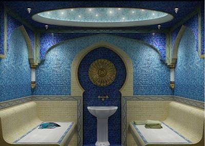 Проектирование турецких бань хамам