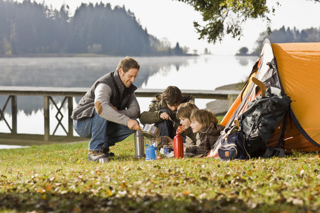 camping with family The problem with family camping: no camping list just thinking of everything i needed for a one-night camping trip with kids was overwhelming, not to mention actually gathering it all each time.