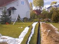 Подключение к системе канализации