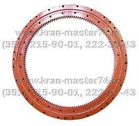 Опора поворотная, ОПУ 1400 24,40 отв для автокранов Ивановец КС-3577, КС-3574, КС-35714, КС-35715
