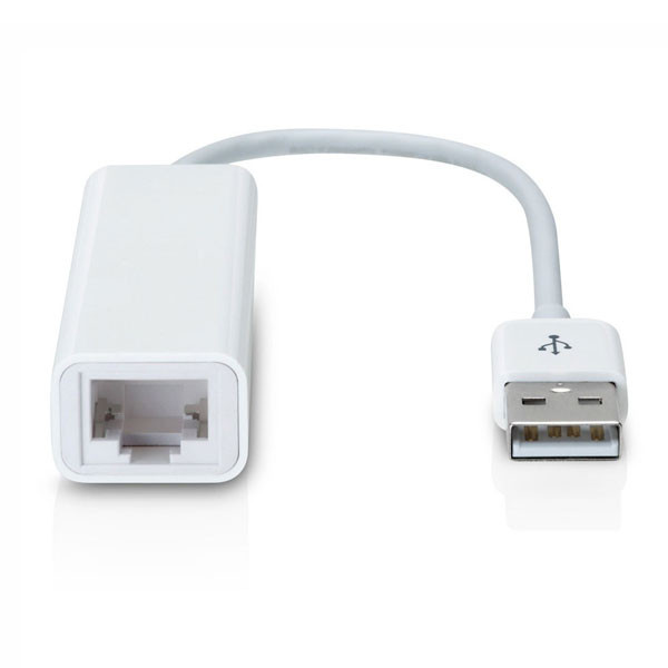 Адаптер Apple USB Ethernet Adapter  - Ruba Technology в Алматы