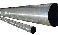 Спирально-навивные воздуховоды (прямые части)