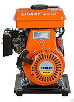 Мотопомпа бензиновая для перекачки чистой воды SKAT  МПБ-140