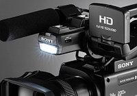 Профессиональная видеокамера Sony HXR-MC2500, фото 1