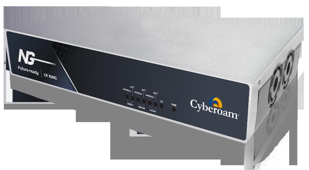 Cyberoam CR15iNG сетевой экран
