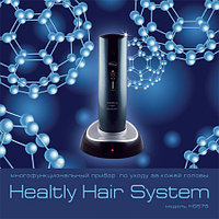 Лазерная щетка для волос Healthy Hair System Gezatone,модель HS75, фото 1
