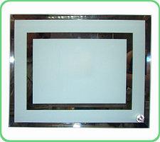 Стеклянная фоторамка для сублимации (Bl-04),размер:180х230х5мм