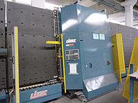 Стеклопакетная линия Lisec 2500Х3500 с газ прессом и роботом герметизации