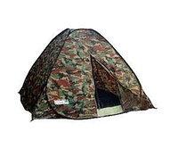 Палатка 4 местная автомат 230*230*135см