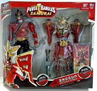 Игрушка Могучие рейнджеры Вооруженный самурай 25см