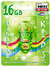 USB флэш-накопитель Mirex DRAGON GREEN 16GB (ecopack)
