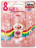 USB флэш-накопитель Mirex SHEEP PINK 8GB (ecopack)